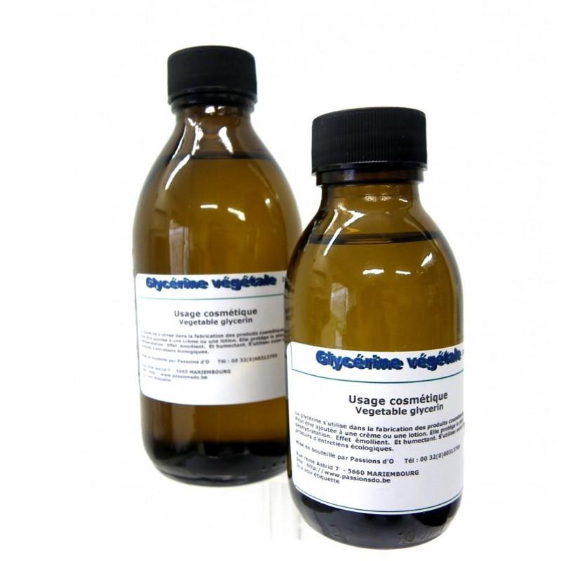 100% Plantaardige GLYCERINE