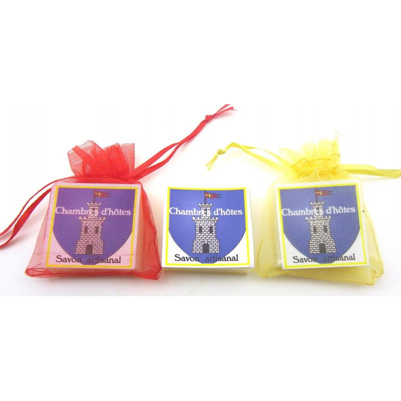120 savons 25g  parfumés