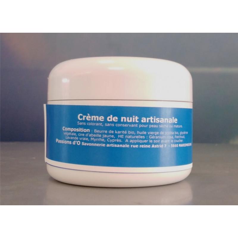 Crème met etherische oliën 40 ml.