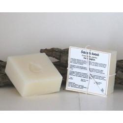 savon à l'huile de jojoba sans parfum