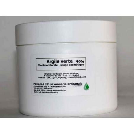 Groene klei Montmorillonite