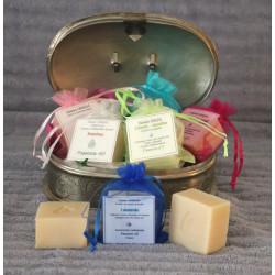 savon de 50 g fabrication artisanale