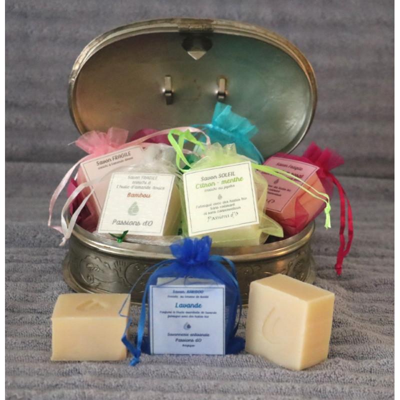 savons artisanaux 50 g