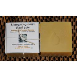 Soft shampoo for furry animals