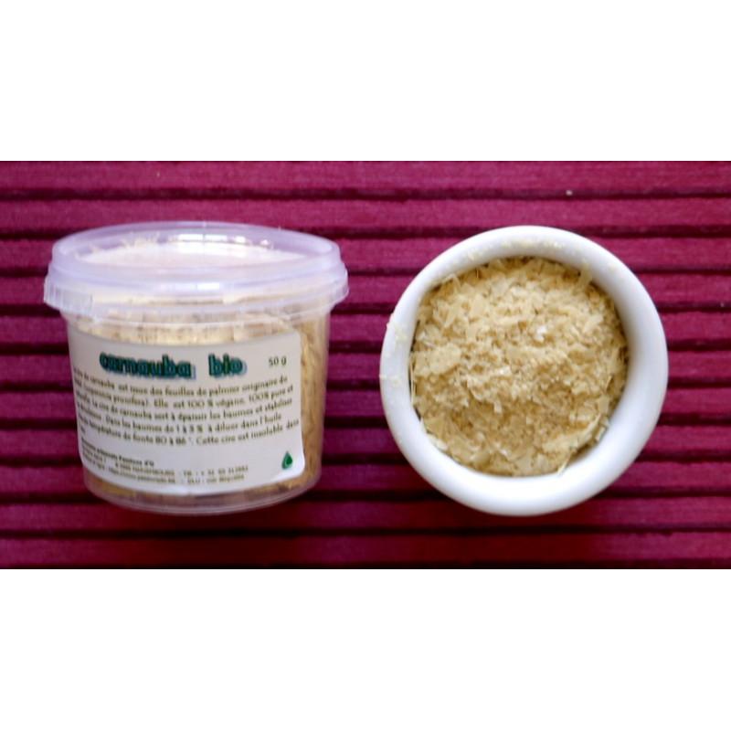 Vegan carnauba wax