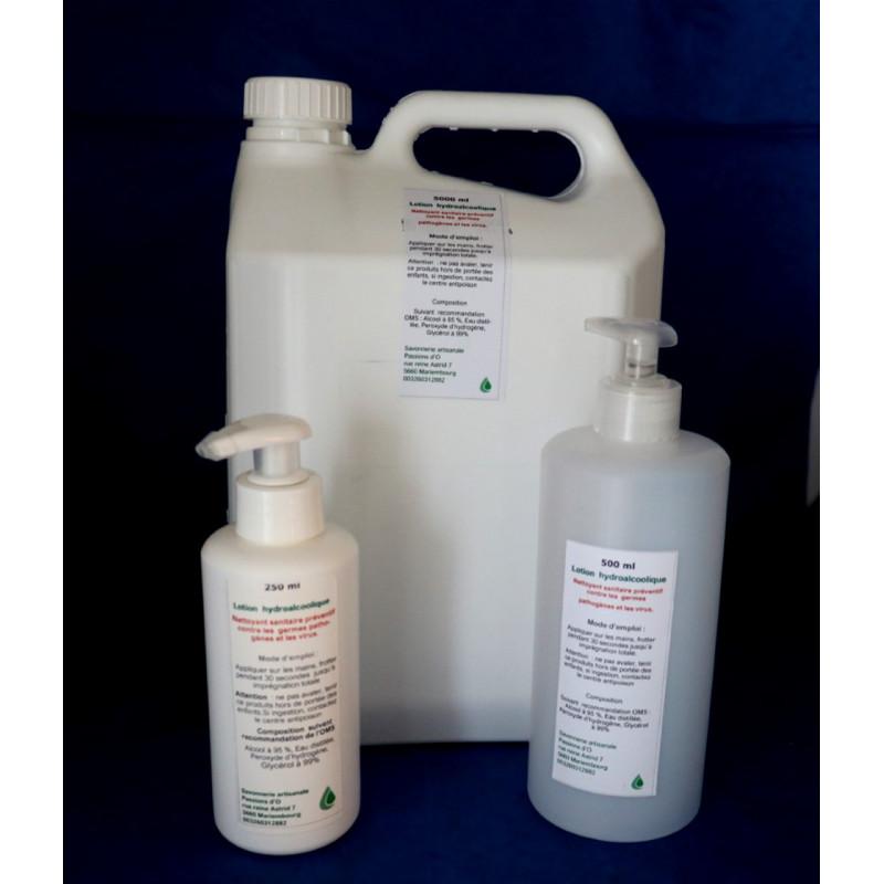 Lotion  hydroalcoolique 250 ml