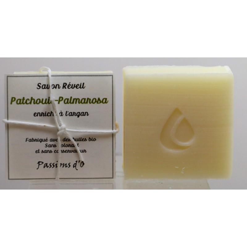 Soap REVEIL - Palmarosa and Patchouli