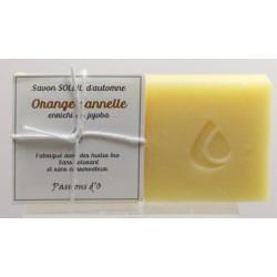 Soap Sun - Orange / Cinnamon