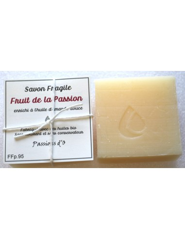 Soap - passion fruit
