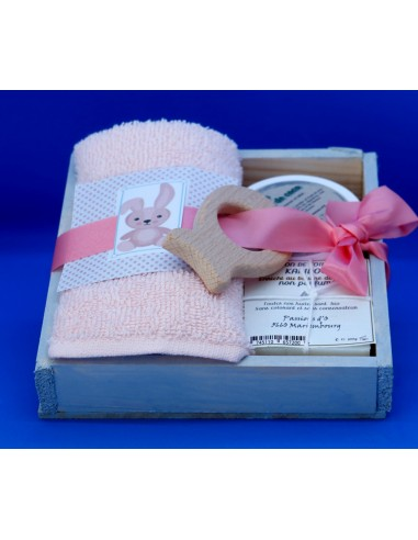 Cadeau voor babymeisje